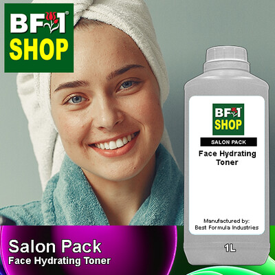 Salon Pack - Face Hydrating Toner - 1L