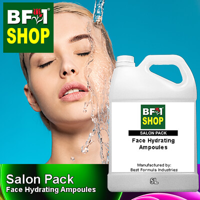 Salon Pack - Face Hydrating Ampoules - 5L