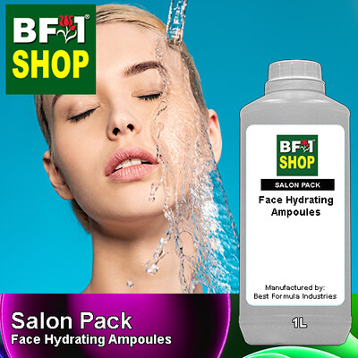 Salon Pack - Face Hydrating Ampoules - 1L