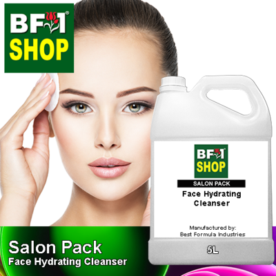 Salon Pack - Face Hydrating Cleanser - 5L
