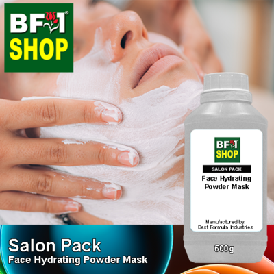Salon Pack - Face Hydrating Powder Mask - 500g