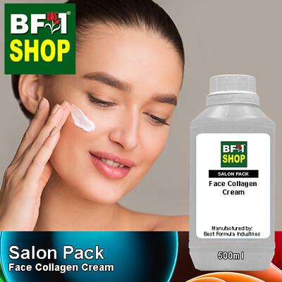 Salon Pack - Face Collagen Cream - 500ml