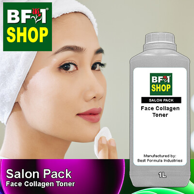 Salon Pack - Face Collagen Toner - 1L