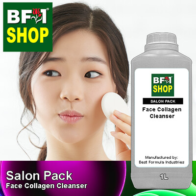 Salon Pack - Face Collagen Cleanser - 1L
