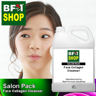 Salon Pack - Face Collagen Cleanser - 5L