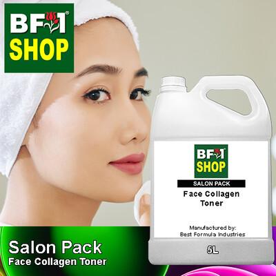 Salon Pack - Face Collagen Toner - 5L