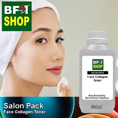Salon Pack - Face Collagen Toner - 500ml