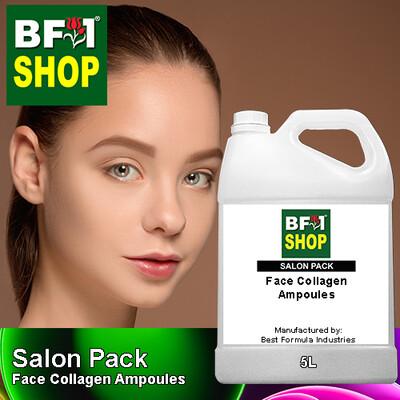 Salon Pack - Face Collagen Ampoules - 5L