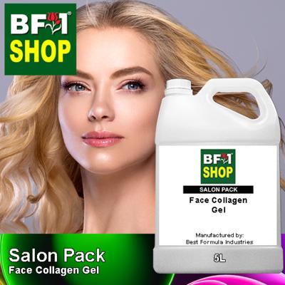 Salon Pack - Face Collagen Gel - 5L