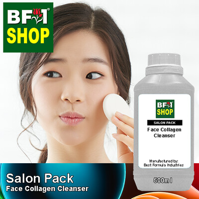 Salon Pack - Face Collagen Cleanser - 500ml