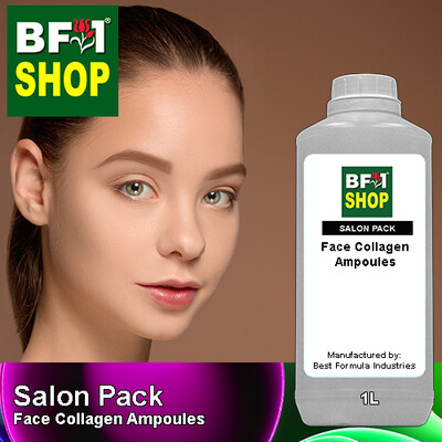 Salon Pack - Face Collagen Ampoules - 1L