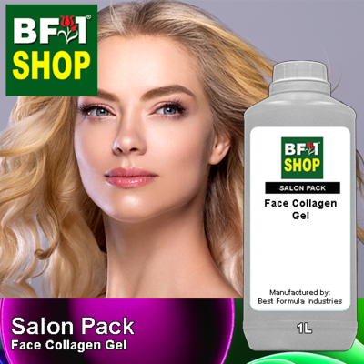 Salon Pack - Face Collagen Gel - 1L