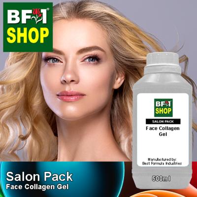 Salon Pack - Face Collagen Gel - 500ml