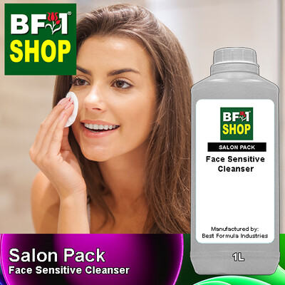 Salon Pack - Face Sensitive Cleanser - 1L