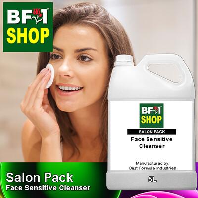 Salon Pack - Face Sensitive Cleanser - 5L
