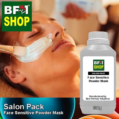 Salon Pack - Face Sensitive Powder Mask - 500g