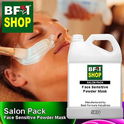 Salon Pack - Face Sensitive Powder Mask - 5kg