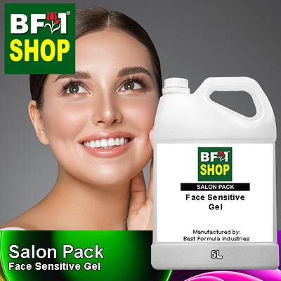 Salon Pack - Face Sensitive Gel - 5L
