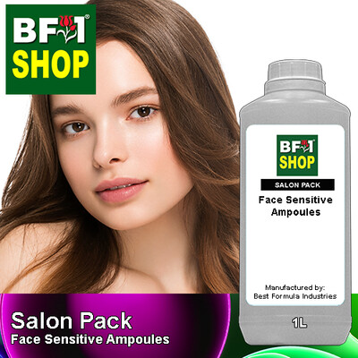 Salon Pack - Face Sensitive Ampoules - 1L