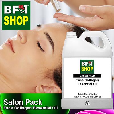 Salon Pack - Face Collagen Essential Oil - 5L