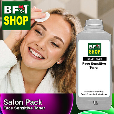 Salon Pack - Face Sensitive Toner - 1L