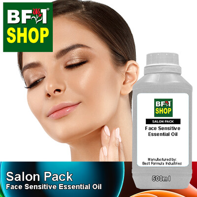 Salon Pack - Face Sensitive Essential Oil - 500ml