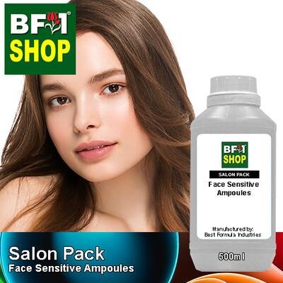 Salon Pack - Face Sensitive Ampoules - 500ml
