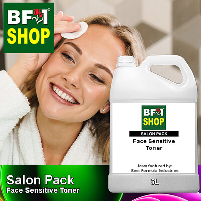 Salon Pack - Face Sensitive Toner - 5L