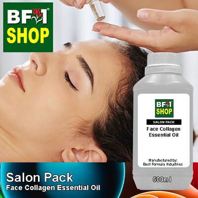 Salon Pack - Face Collagen Essential Oil - 500ml