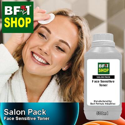 Salon Pack - Face Sensitive Toner - 500ml