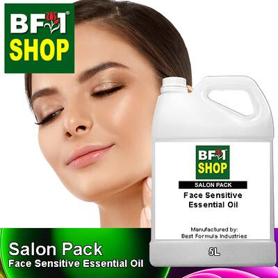 Salon Pack - Face Sensitive Essential Oil - 5L