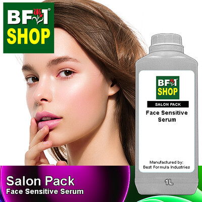 Salon Pack - Face Sensitive Serum - 1L