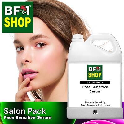 Salon Pack - Face Sensitive Serum - 5L
