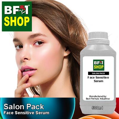 Salon Pack - Face Sensitive Serum - 500ml