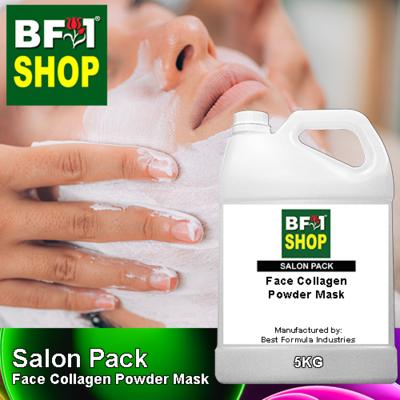 Salon Pack - Face Collagen Powder Mask - 5KG