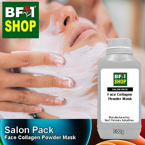 Salon Pack - Face Collagen Powder Mask - 500g
