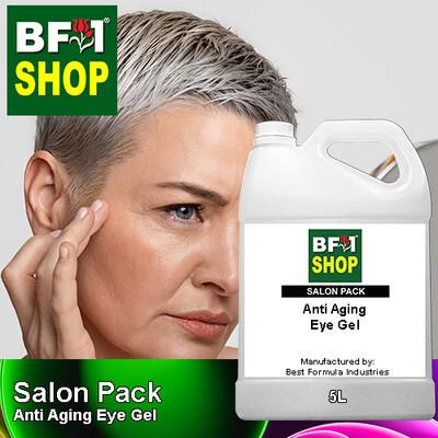 Salon Pack - Anti Aging Eye Gel - 5L
