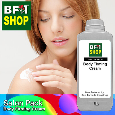 Salon Pack - Body Firming Cream - 1L