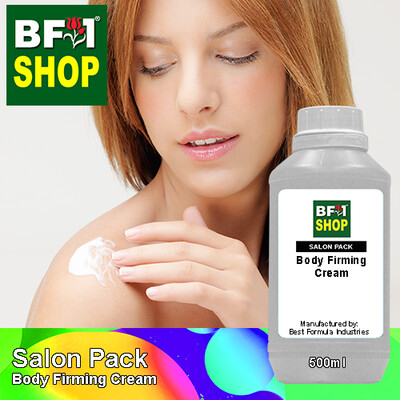 Salon Pack - Body Firming Cream - 500ml