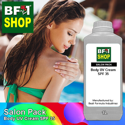 Salon Pack - Body UV Cream SPF 35 - 1L