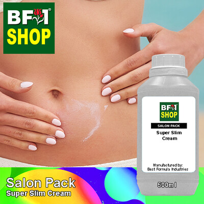 Salon Pack - Super Slim Cream - 500ml