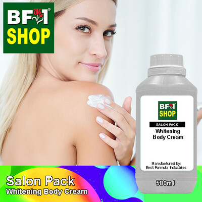 Salon Pack - Whitening Body Cream - 500ml
