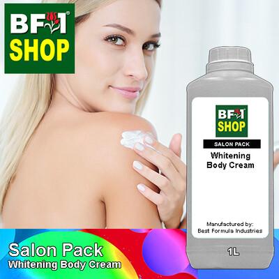 Salon Pack - Whitening Body Cream - 1L