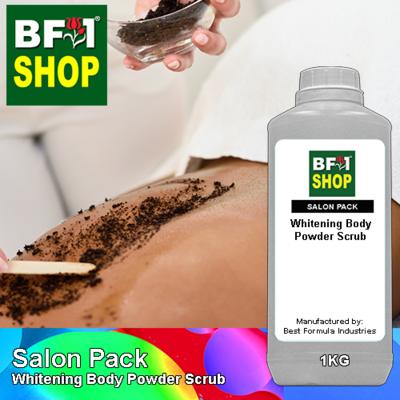 Salon Pack - Whitening Body Powder Scrub - 1KG