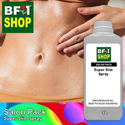Salon Pack - Super Slim Spray - 1L