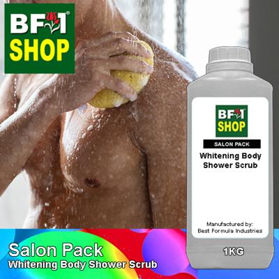 Salon Pack - Whitening Body Shower Scrub - 1KG