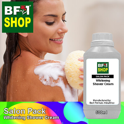 Salon Pack - Whitening Shower Cream - 500ml