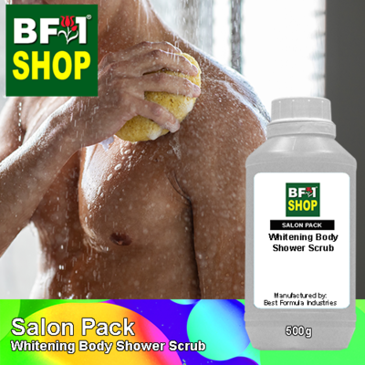 Salon Pack - Whitening Body Shower Scrub - 500g