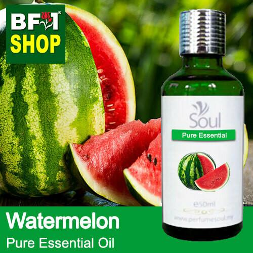 Pure Essential Oil (EO) - Watermelon Essential Oil - 50ml