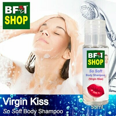 BF1 So Soft Body Shampoo (SSBS) - Virgin Kiss - 55ml